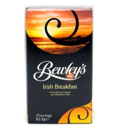 Bewley's Irish Breakfast Tea Bags – 25 Ct.