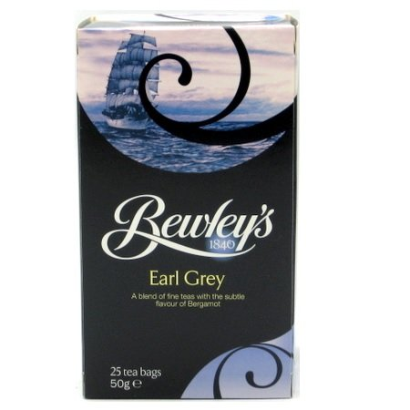Bewley's Earl Grey Tea Bags – 25 Ct.