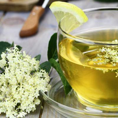 Bewley's Lemon Elderflower Tea